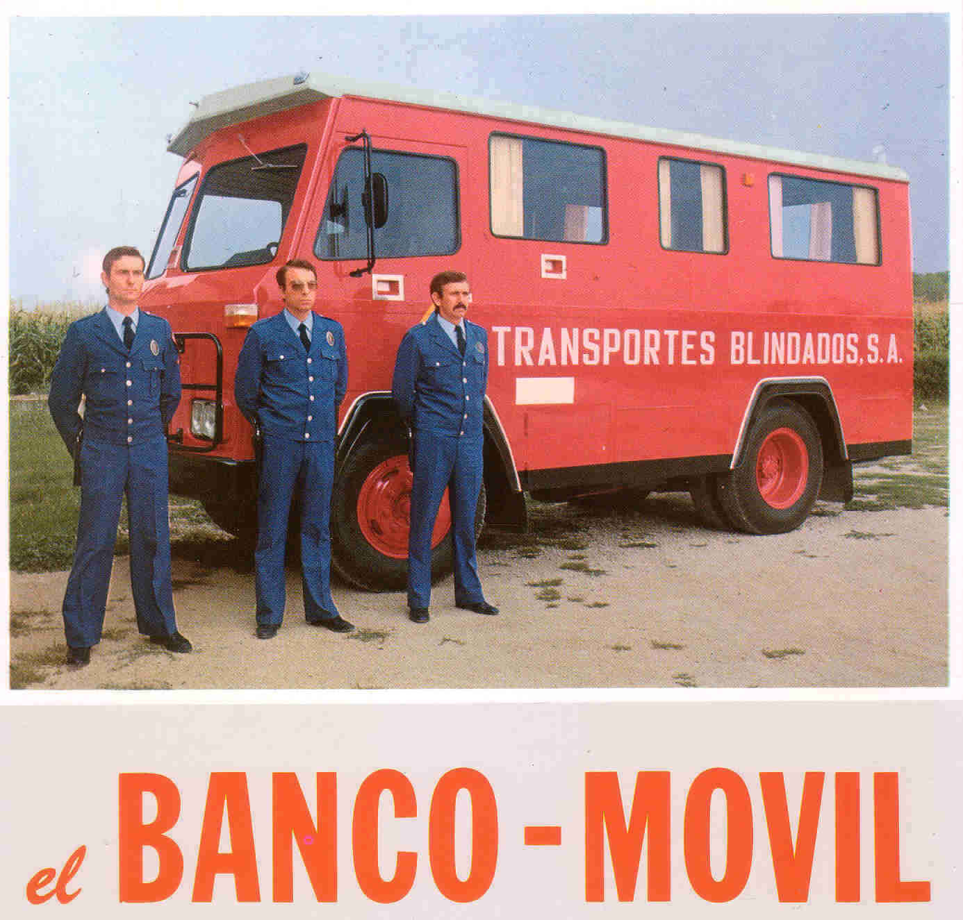BANCO MOVIL TRANSPORTES BLINDADOS